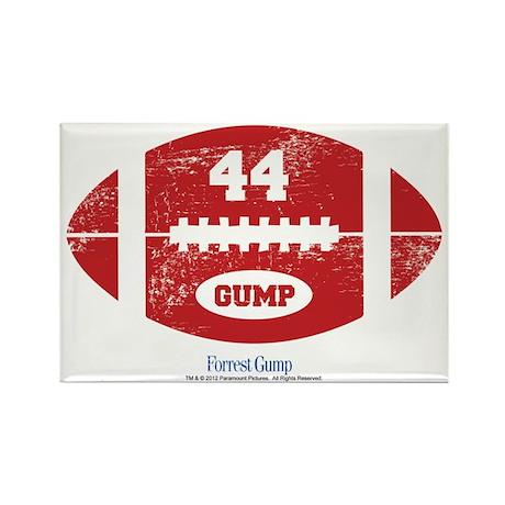 Gump 44 Rectangle Magnet