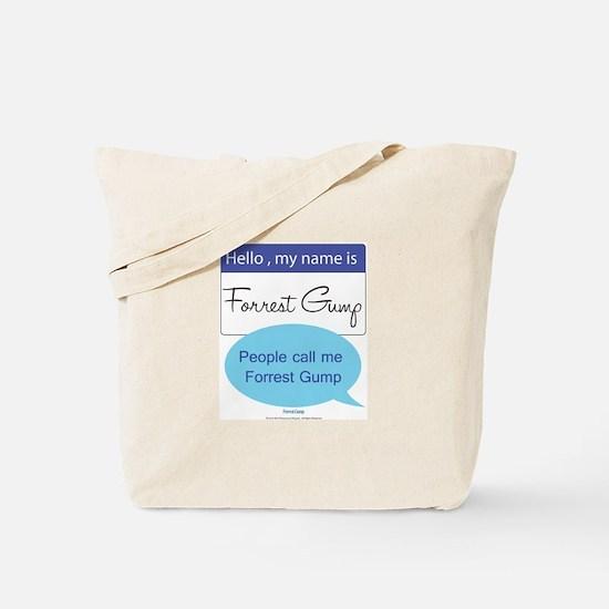 Forrest Gump Tote Bag