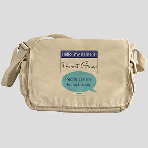 Forrest Gump Messenger Bag