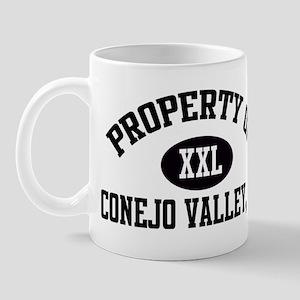 Property of CONEJO VALLEY Mug