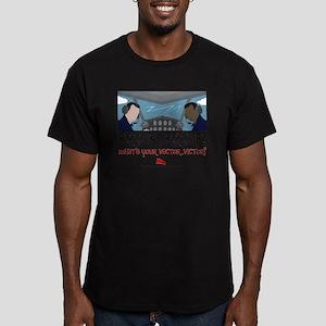 Roger Roger Men's Fitted T-Shirt (dark)