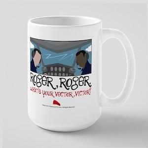 Roger Roger Large Mug
