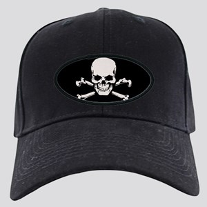 Basic BAMF Skull Black Cap