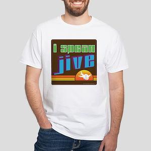 JIve White T-Shirt