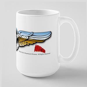 Wings Large Mug