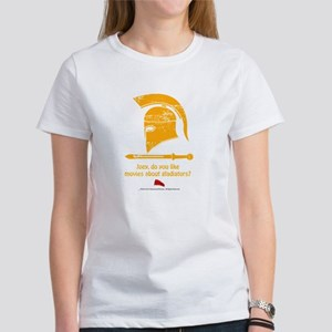 Airplane Gladiator Women's T-Shirt