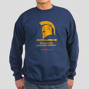 Airplane Gladiator Sweatshirt (dark)