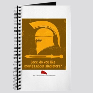 Airplane Gladiator Journal