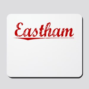 Eastham, Vintage Red Mousepad