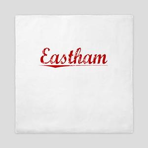 Eastham, Vintage Red Queen Duvet