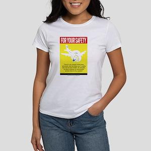 Safety Women's T-Shirt