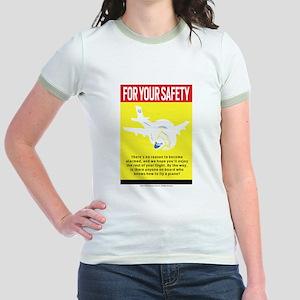 Safety Jr. Ringer T-Shirt
