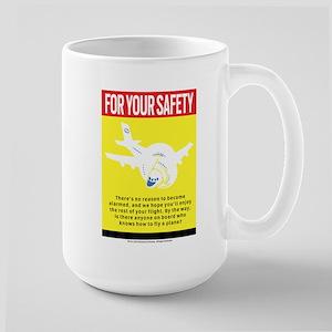 Safety Large Mug