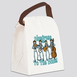 Bluegrass Bones! Canvas Lunch Bag