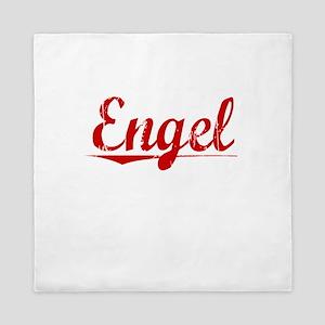 Engel, Vintage Red Queen Duvet