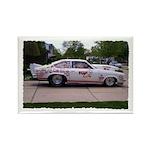 TOP GUNS AUTO Rectangle Magnet (100 pack)
