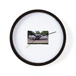 TOP GUNS AUTO Wall Clock