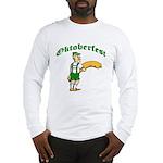 Oktoberfest...Grab Sausage Long Sleeve T-Shirt