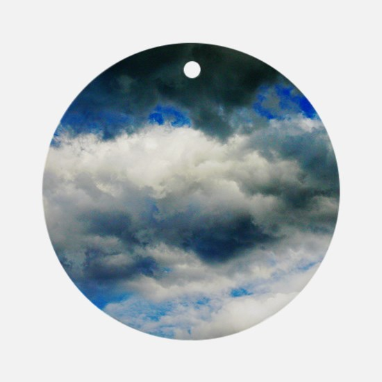 Stormy Ornament (Round)