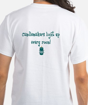 Candlemakers Light... White T-Shirt
