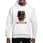 Dhol Player Hooded Sweatshirt