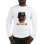 Dhol Player Long Sleeve T-Shirt