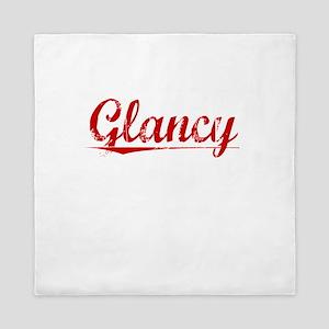 Glancy, Vintage Red Queen Duvet
