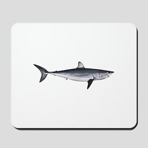 Shortfin Mako Shark Mousepad