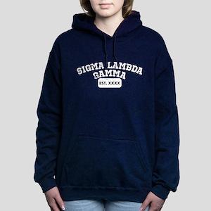 Alpha Sigma Alpha Athlet Women's Hooded Sweatshirt