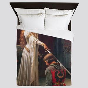 The Accolade by Leighton Queen Duvet