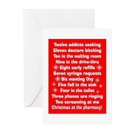 Pharmacy Greeting Cards (Pk of 10)