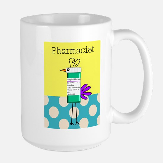 Pharmacy Large Mug