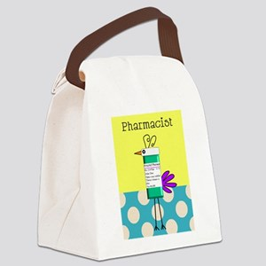 Pharmacy Canvas Lunch Bag