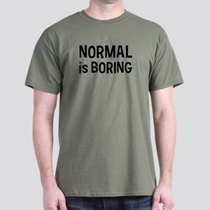 Normal Boring Dark T-Shirt