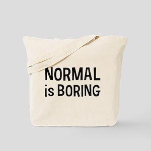 Normal Boring Tote Bag