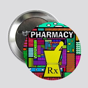 "Pharmacy 2.25"" Button"