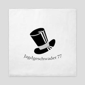 Jagdgeschwader 77 Tophat Queen Duvet