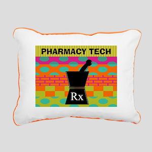 Pharmacy Rectangular Canvas Pillow