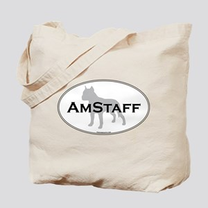 Am Staff Terrier Tote Bag
