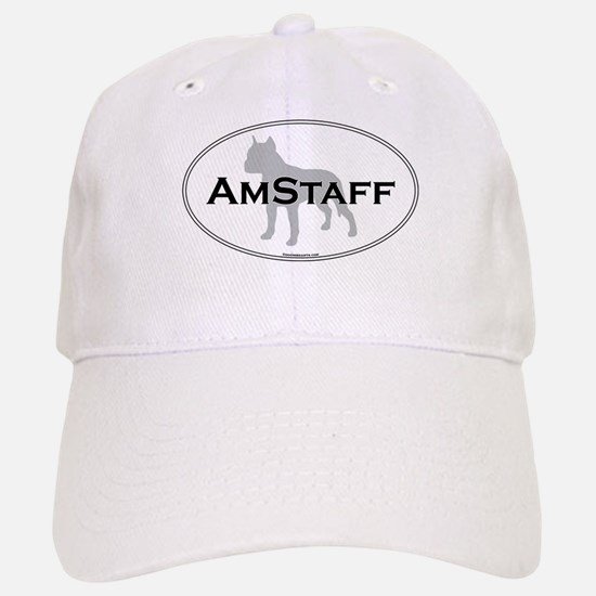 Am Staff Terrier Baseball Baseball Cap