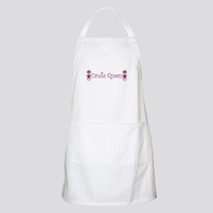 Candle Queen BBQ Apron