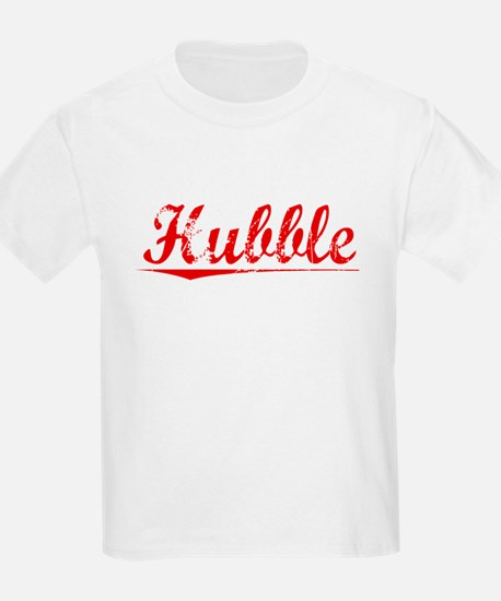 Hubble, Vintage Red T-Shirt