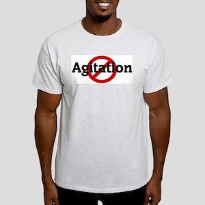 Anti Agitation Ash Grey T-Shirt