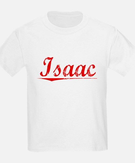 Isaac, Vintage Red T-Shirt