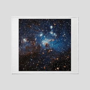 LH95 Stellar Nursery Throw Blanket