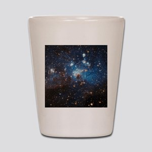 LH95 Stellar Nursery Shot Glass