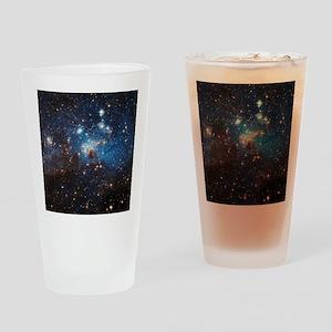 LH95 Stellar Nursery Drinking Glass