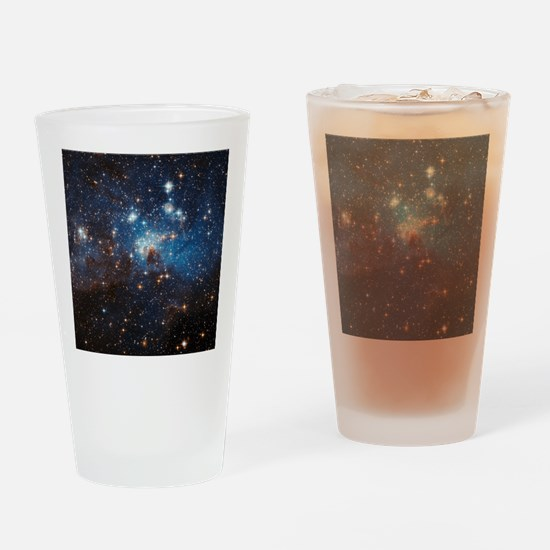 LH95 Stellar Nursery Drinking Glass