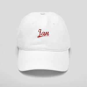 Jan, Vintage Red Cap
