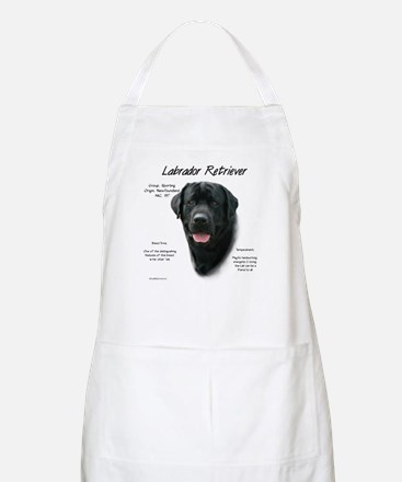 Black Lab Light Apron